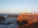 Rabat lighthouse.